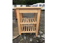 Ikea Butchers Table / Workbench