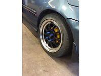 Rota gt3 wheels 4x100 15 inch