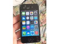 Iphone 4 Unlocked 13GB BRAND NEW CONDITION