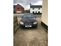 Mercedes CLK in good condition