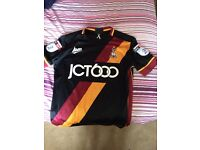 Bradford city 3rd shirt men's small