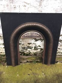 Beautiful ornate fireplace and surrounds for sale