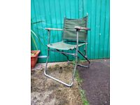 UK Army Directors Chair