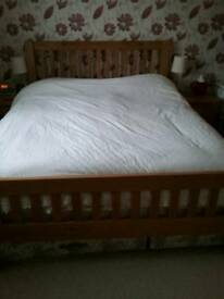 7 piece oak bedroom furniture