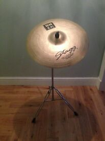 """21"""" Stagg Ride Cymbal"""