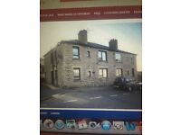 Spacious Two bedroom furnished ground floor flat for sale in Macduff