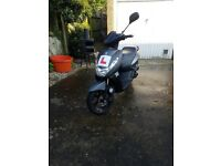 Peugeot Kisbee 50cc moped, great condition