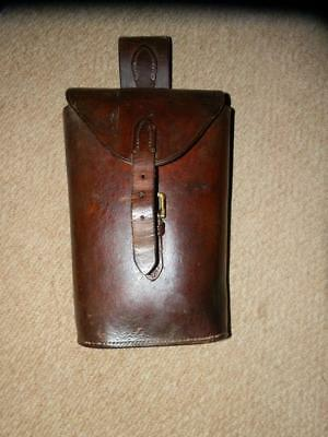 Cavalry Horse British Military  Mounted Troops ?' Saddle pouch/Bag for sale  Shipping to United States
