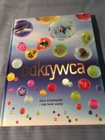 Books in Polish for kids