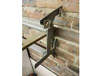 Transit roof rack bars