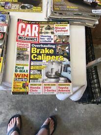Car mechanic magizines