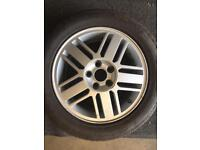 """1 old Ford Focus 16"""" Alloy wheel for sale £45 call 07860431401"""