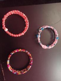 Homemade jewellery