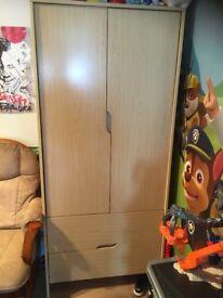 Kub wardrobe for nursery /child's room
