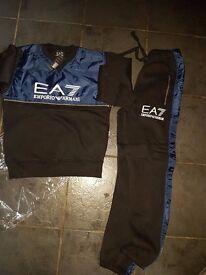 EA7 TRACKSUITS *LAST 2 *