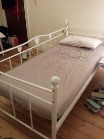 single bed, good condition