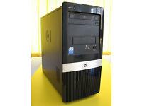 HP Compaq dx2420 PC Tower