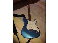 Stratocaster /Amp/Bag for sale