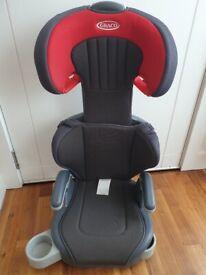 2 x Graco Child Car Seats 15-36kg