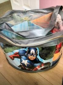 Disney Store Box of Superhero Outfits / Fancy Dress - age 5-6