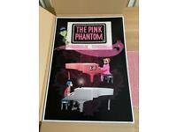 Gorillaz Elton John The Pink Phantom Print