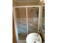 shower doors as shown on pictures