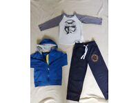 BARGAIN BUNDLE OF BOYS CLOTHING AGE 5-6