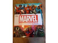 Marvel Encyclopedia (updated edition) Hardcover