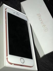 I phone 6s Factory Refubished 32gb Unlocked