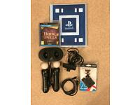 PS3 Book of Spells Starter Pack (Includes Wonder book, 2 Move Controllers and Eye Camera)