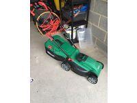 Qualcast Lawn Mower 1400W Electric Rotary