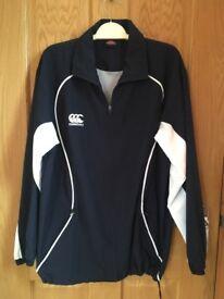 Canterbury Navy Jacket
