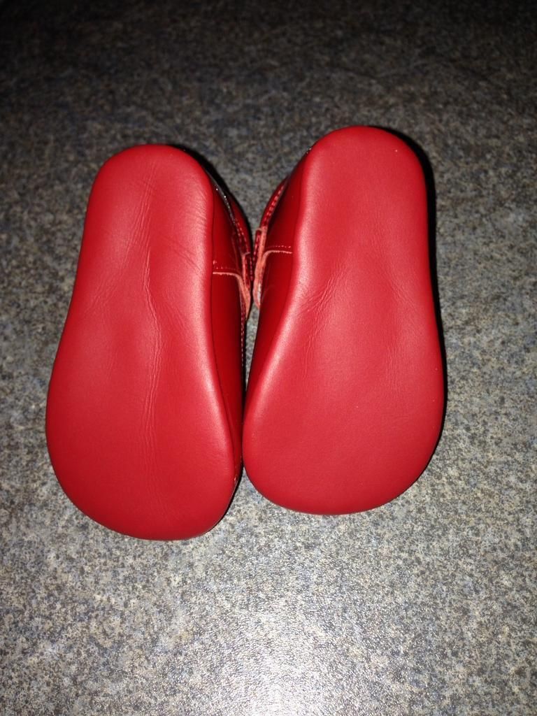 Baby Spanish shoes