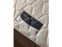 Silentnight Microcoil super king size mattress good condition £45