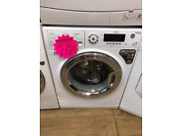 HOTPOINT 10KG DIGITAL SCREEN WASHING MACHINE