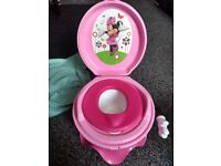 Kids toilet disney Minnie