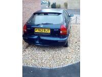 Honda Civic 1997 1.4 petrol Auto 3 door - full service history from new