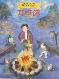 Beand new book - temper