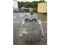 Bosch 305 mitre saw with stand