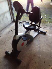 V max mpe fitness bike