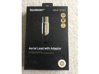 Sandstrom Gold series Aerail lead.