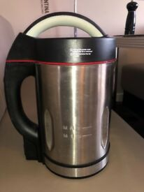Morphy Richards Sauté & Soup Maker stainless steel