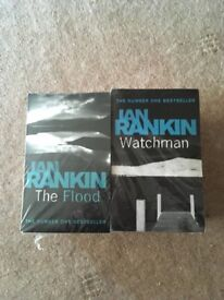 10 Ian Rankin Rebus Books - Brand New £10