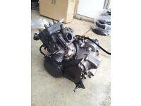 Yamaha RD 125 LC complete engine