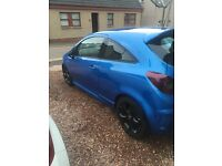 Corsa vxr for sale or swap