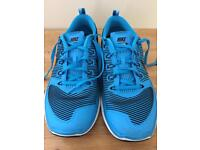 Nike Free Run Trainers uk size 8 worn once RRP £105
