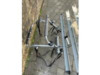 3 bike carrier - fits most makes and models