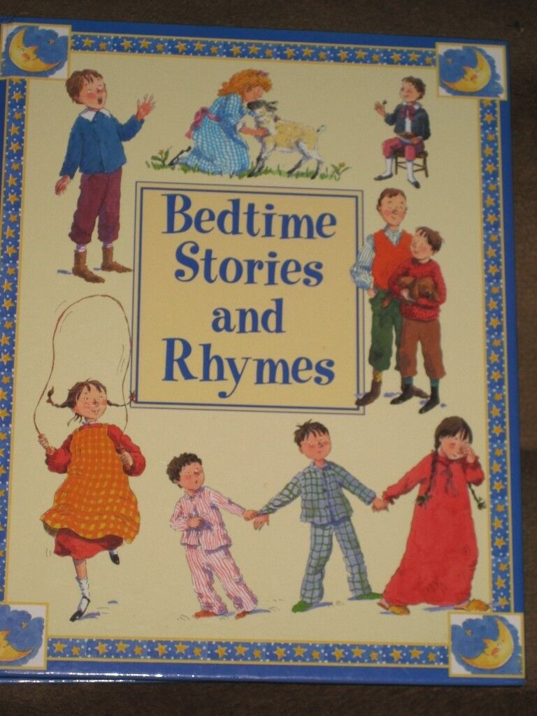 Bedtime Stories and Rhymes selected by Alistair Hedley