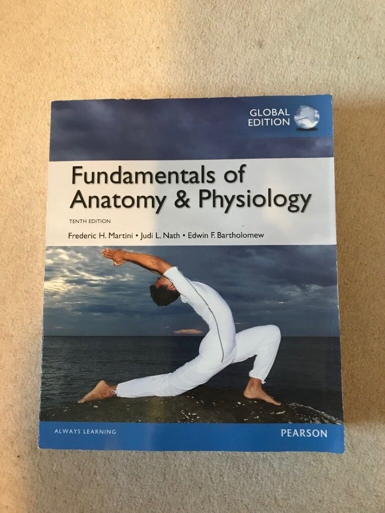 Fundamentals of Anatomy & Physiology, Global Edition - Used, Good ...