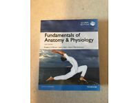 Fundamentals of Anatomy & Physiology, Global Edition - Used, Good Condition